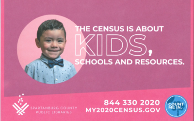 The Census is About…
