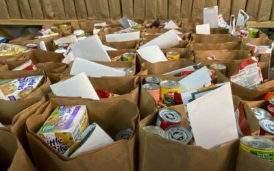 Total Ministries to Hold Food Distribution